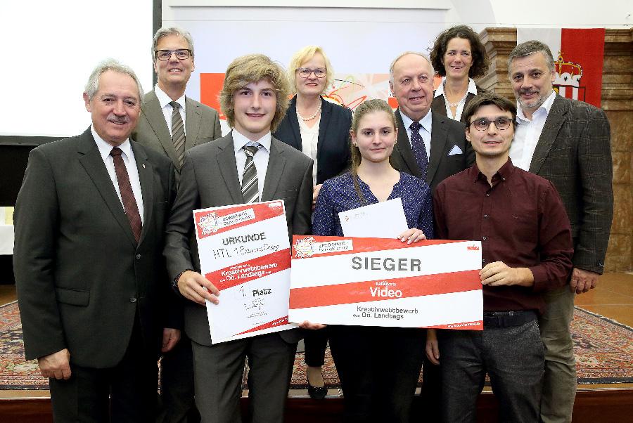 3BTD holt 1. Preis beim Kreativwettbewerb zur politischen Bildung