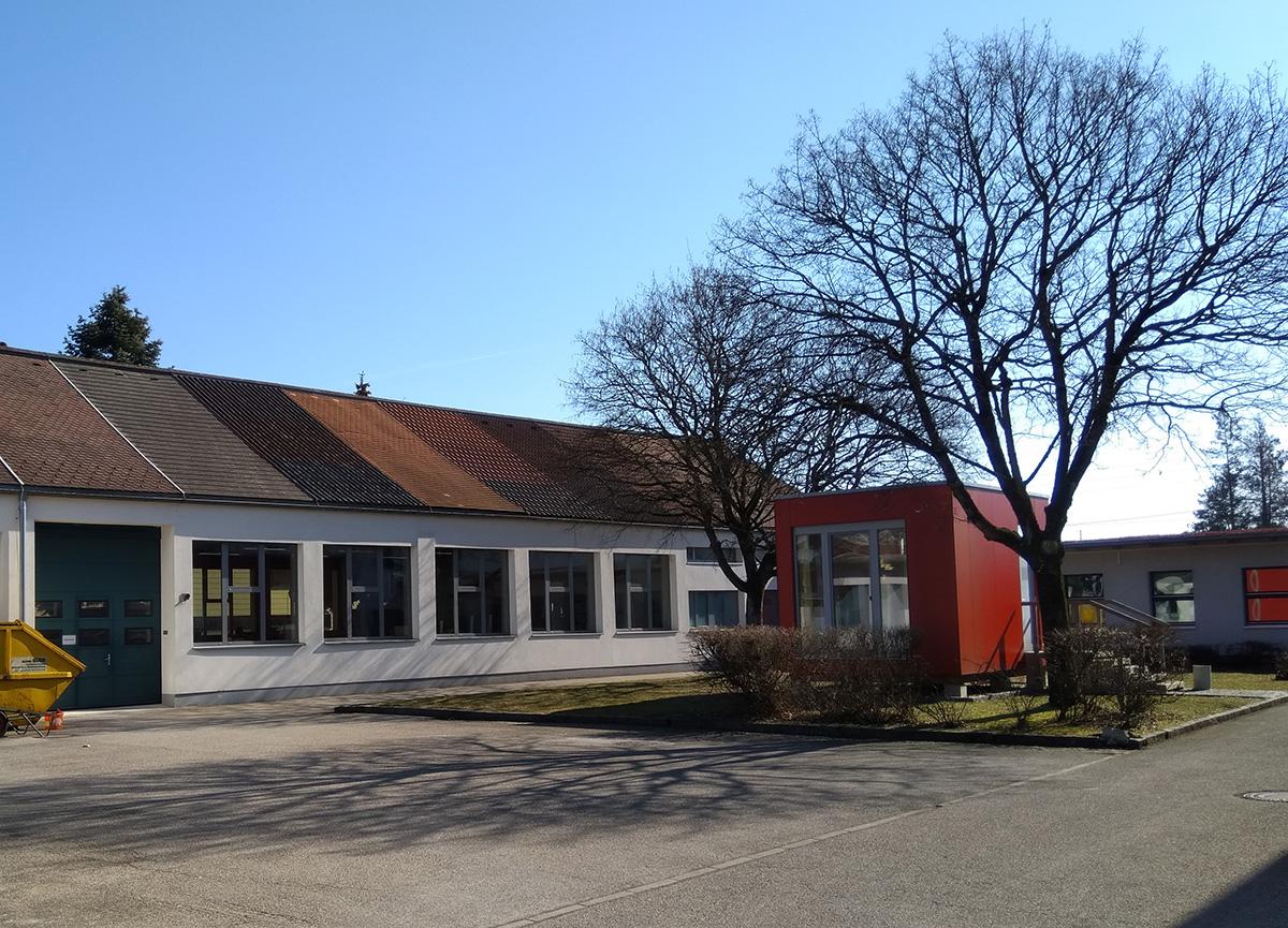 Bauhof der HTL1