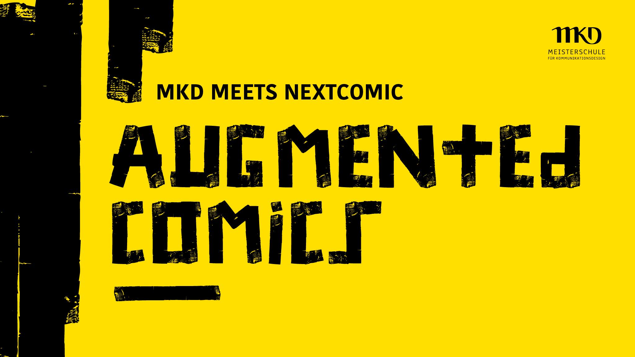MKD meets NEXTCOMIC – Ausstellung ab 14.3.2019 im AEC Linz