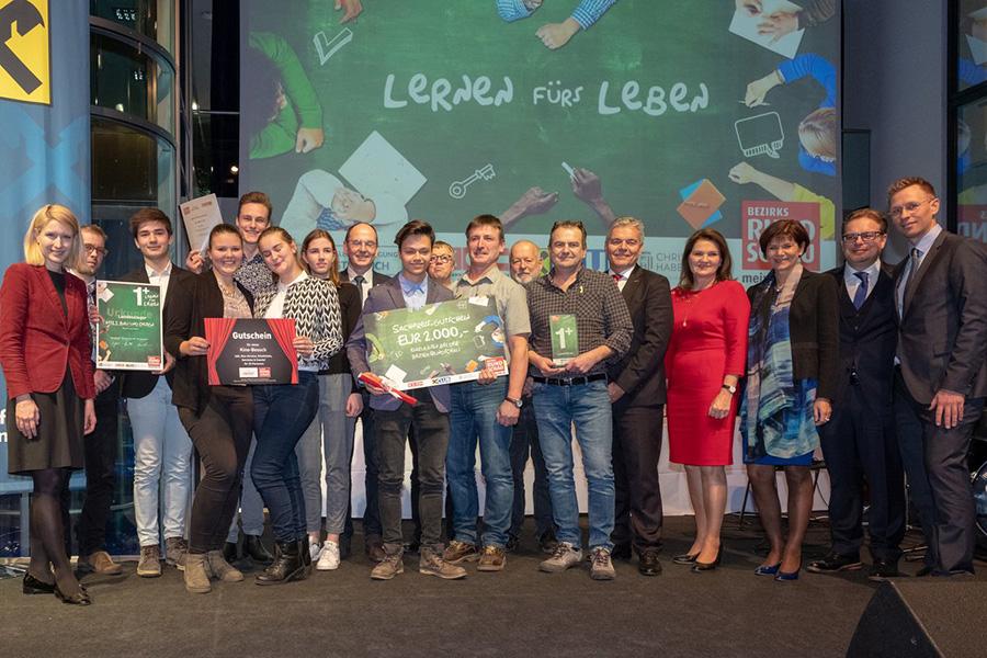 """5HZ ist Landessieger der Aktion """"Lernen fürs Leben"""""""