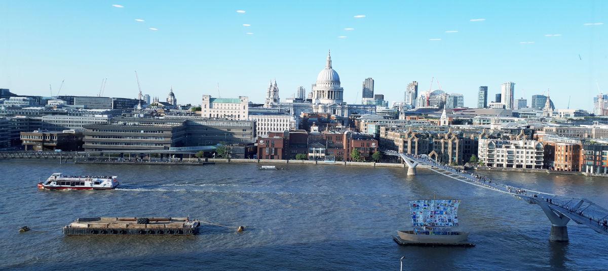 Projektwoche der Englischklasse 3BTE in London
